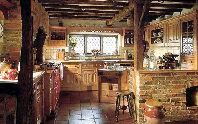 Стилем оформить интерьер дачного дома